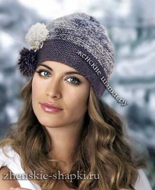 látszó kalap modell nő kötés