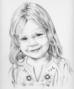 Ritratti Di Persone In Piu Fasi Come Disegnare Un Ritratto Di Una