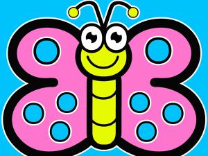 Farkli Kelebekler Nasil Cizilir Bir Kelebek Nasil Cizilir Bir